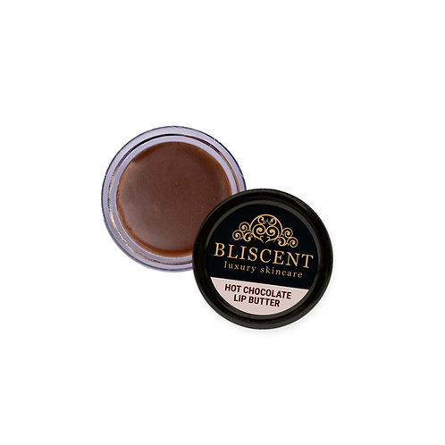 BLISCENT Hot Chocolate Lip Butter
