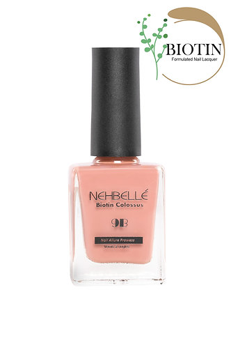 Nehbelle Biotin Colossus Nail Lacquer Protective Mind 577