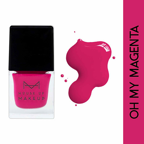 House Of Makeup Nail Lacquer - Oh My Magenta!