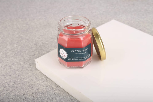 Joyous Beam Earthy Town Scented Candle