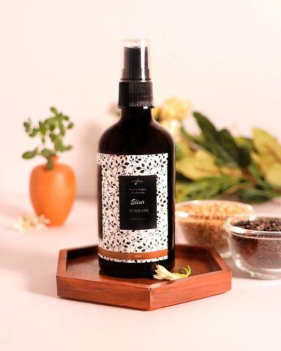 Iktara Kalonji & Argan Hair Oil