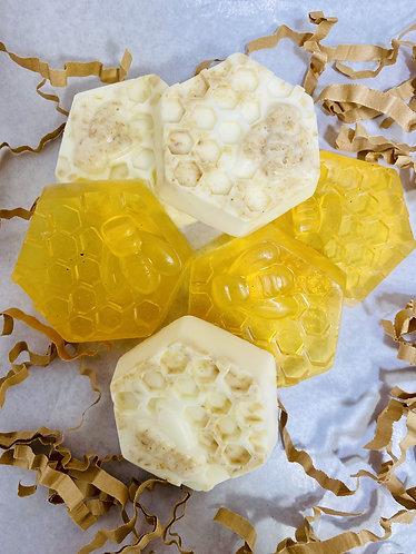 Elynn Honeycomb Soap (Set of 2)