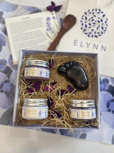 Elynn Hand & Foot Spa Ritual