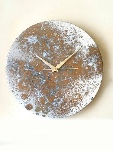 "Rashi Agrawal Art Abstract Dream Clock 12"""