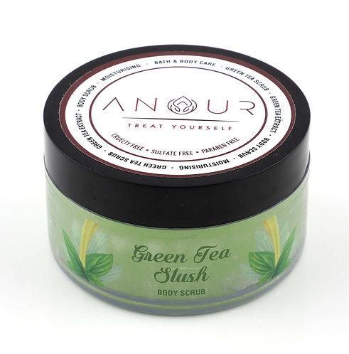 Anour Green Tea Slush Body Scrub