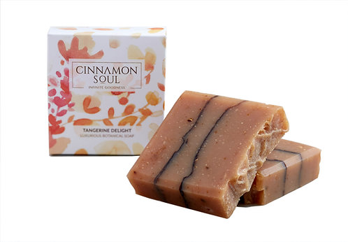 Cinnamon Soul Tangerine Delight Soap