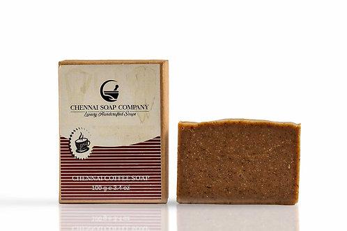 Chennai Soap Company Olive Coffee Soap