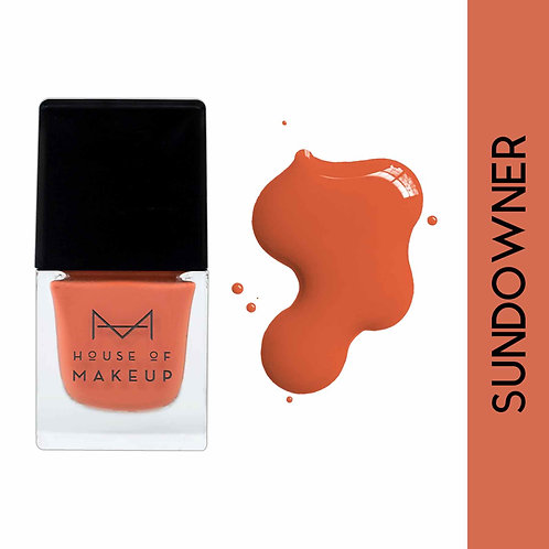 House Of Makeup Nail Lacquer - Sundowner