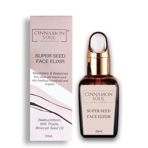 Cinnamon Soul Super Seed Face Elixir Oil