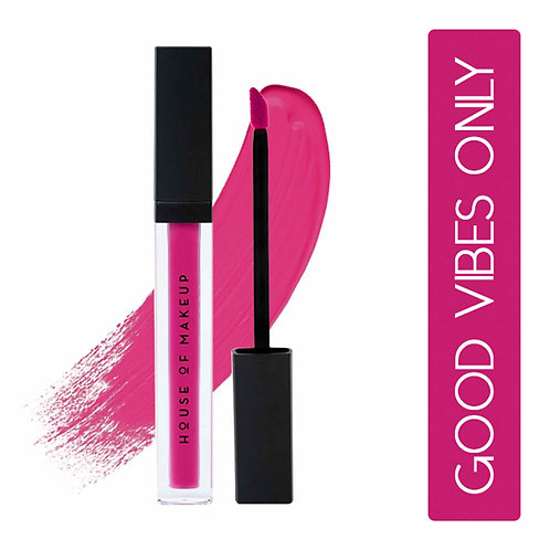 House Of Makeup Pout Potion Liquid Matte Lipstick - Good Vibes Only