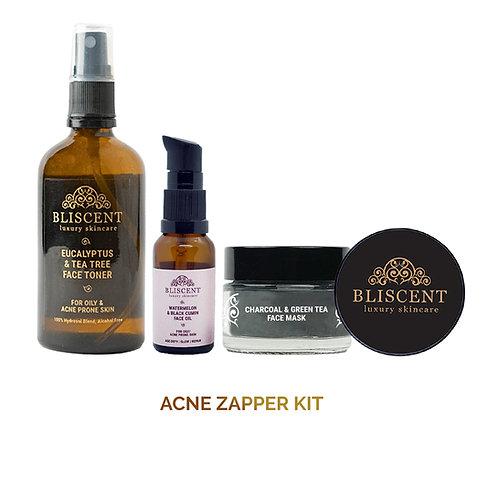 BLISCENT Acne Zapper Kit