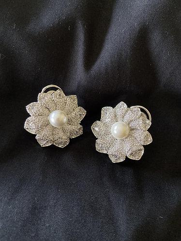 Mozaati Lila Earrings
