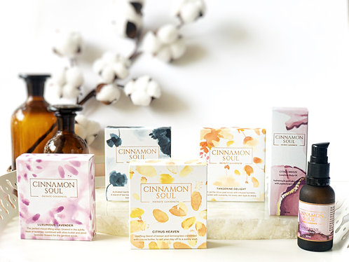 Cinnamon Soul The Luxury Care Package