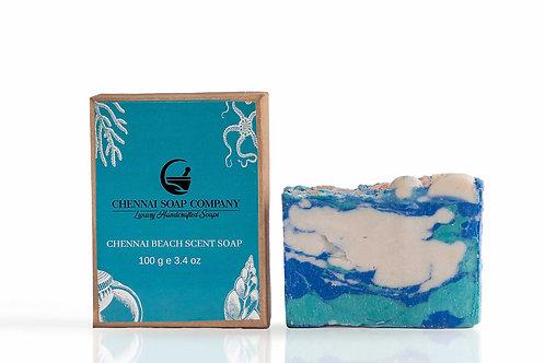 Chennai Soap Company The Beach Scent Soap