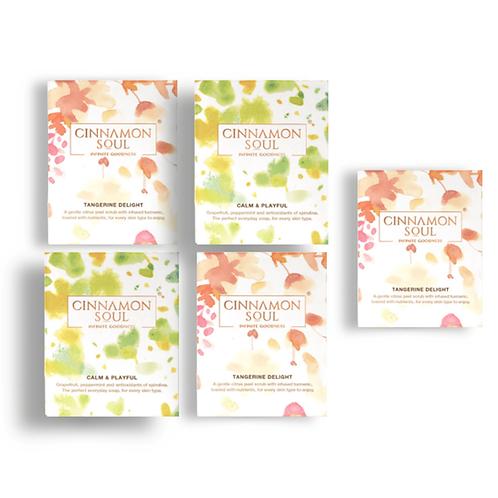 Cinnamon Soul Soaps Happy Bundle (Buy 4 Get 1 Free)