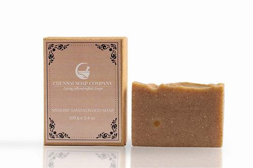 Chennai Soap Company Sandalwood & Patchouli Soap