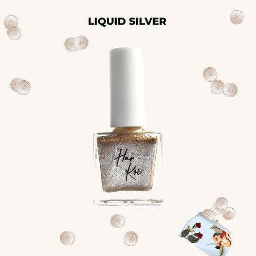 The Harkoi Lacquer Liquid Silver