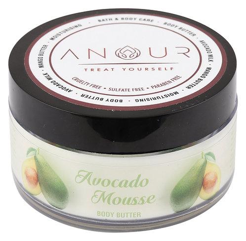 Anour Avocado Mousse Body Butter