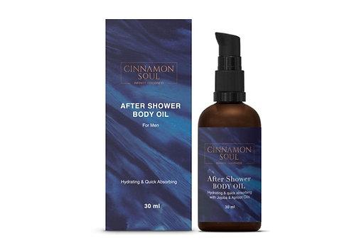 Cinnamon Soul After Shower Body Oil