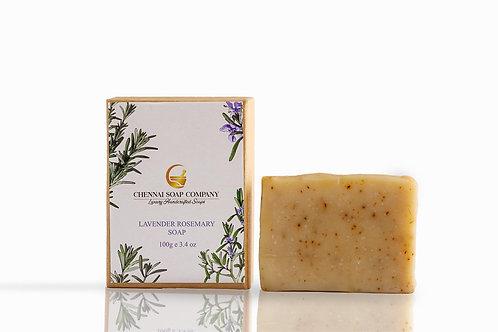 Chennai Soap Company Rosemary Lavender Soap