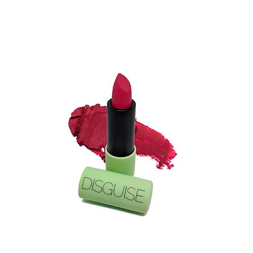 Disguise Cosmetics Satin Matte Lipstick Pink Trekker 06