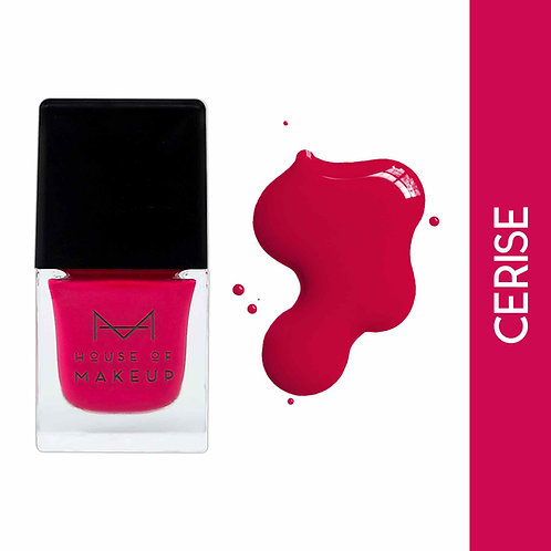House Of Makeup Nail Lacquer - Cerise