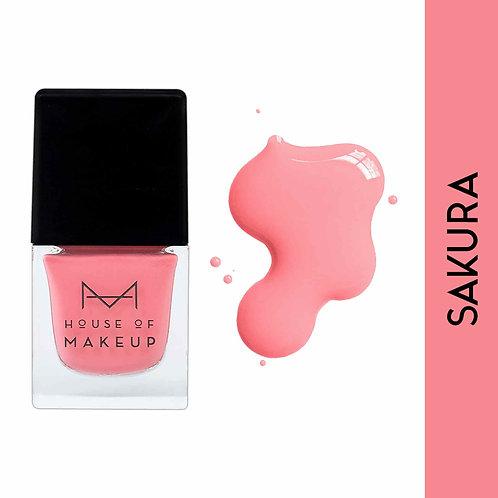 House Of Makeup Nail Lacquer - Sakura