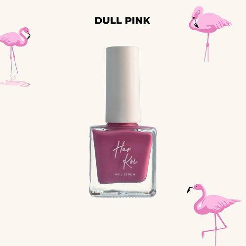 The Harkoi Nail Serum Dull Pink