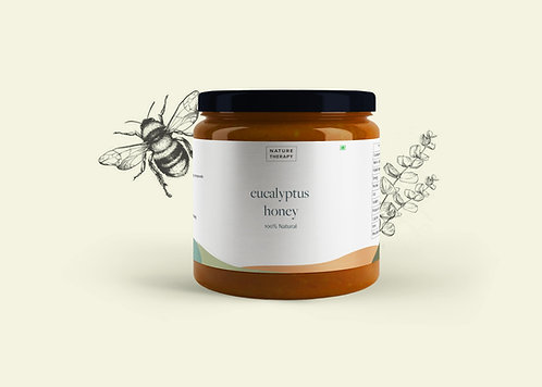 Nature Therapy Eucalyptus Honey