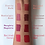 Thumbnail: Disguise Cosmetics Matte Liquid Lipstick Excited Coral 34