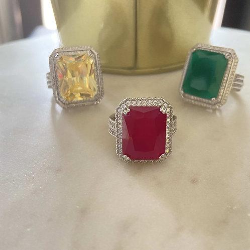 Mozaati Ava Luxe Ring