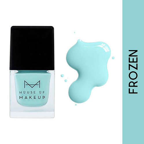House Of Makeup Nail Lacquer - Frozen