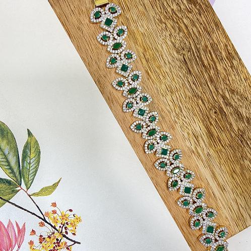 Mozaati Leaf Bracelet