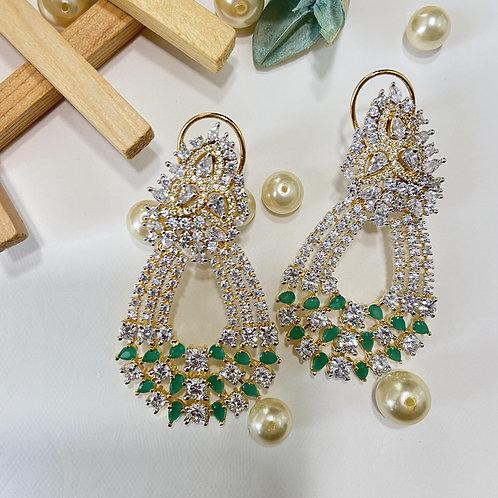 Mozaati Bushra Earrings