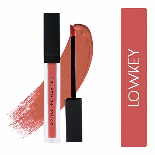 House Of Makeup Pout Potion Liquid Matte Lipstick - Low key