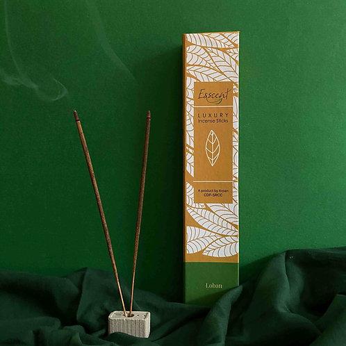 Esscent Loban Premium Flower-Based Incense Sticks