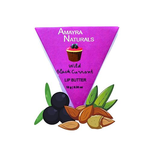 Amayra Naturals Black Currant Lip Butter