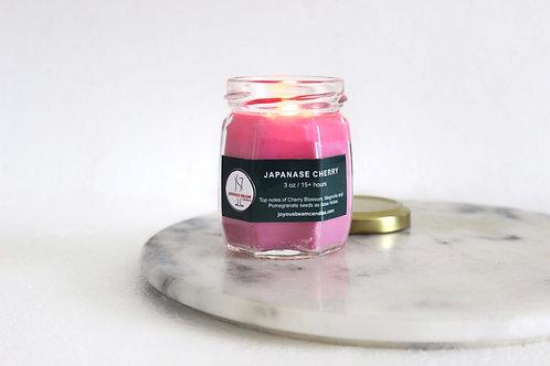 Joyous Beam Japanese Cherry Scented Candle