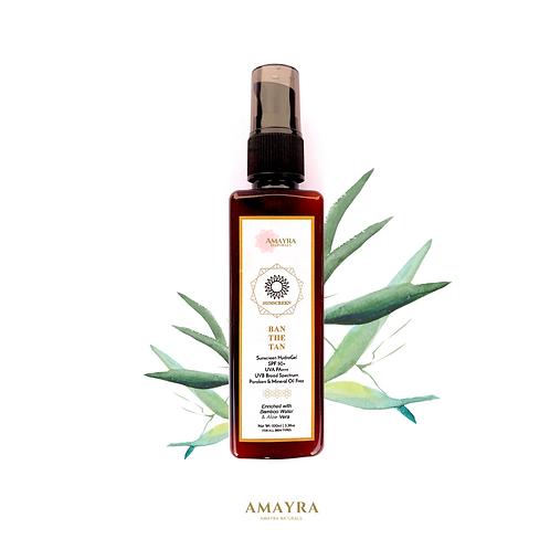 Amayra Naturals Ban The Tan - Sunscreen