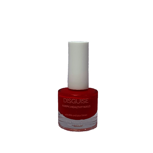 Disguise Cosmetics Happy, Healthy Nails Ladybug Red 102