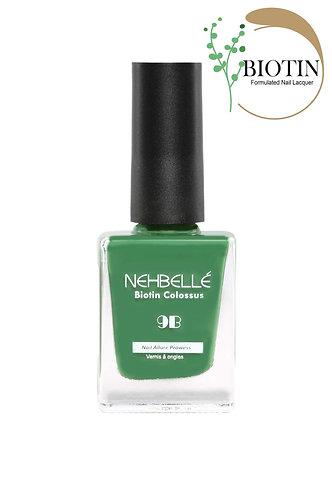 Nehbelle Biotin Colossus Nail Lacquer Verdant 555