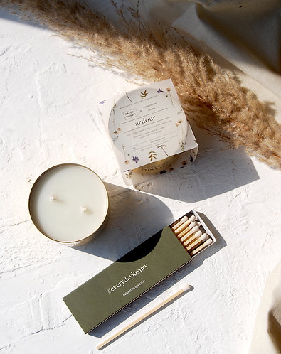 Nature Therapy Ardour Soy Candle