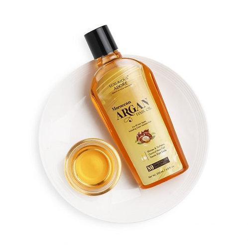 Lunarah Moroccan Argan Hair Oil