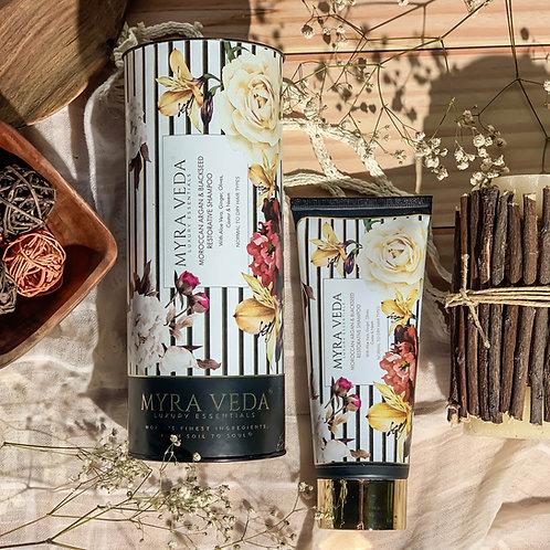 Myra Veda Moroccan Argan & Blackseed Restorative Shampoo