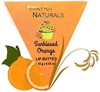 Amayra Naturals Sunkissed Orange Lip Butter
