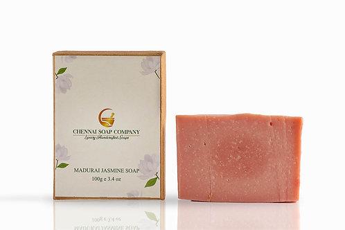 Chennai Soap Company Madurai Jasmine Soap