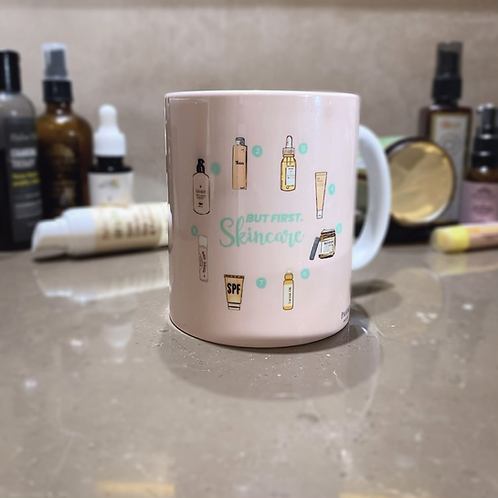 Skincare Routine Mug