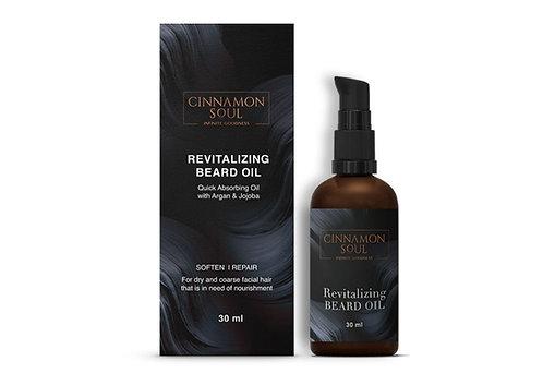 Cinnamon Soul Revitalizing Beard Oil