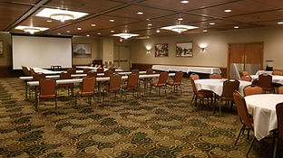 Snow Goose meeting and dining (2).jpg