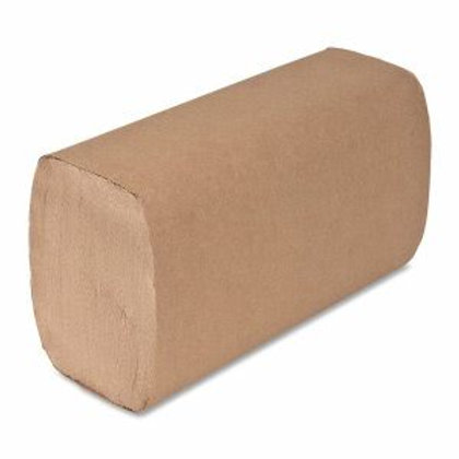 Brown Single Fold Towel